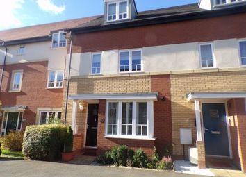 Thumbnail 4 bed terraced house for sale in Sakura Walk, Willen Park, Milton Keynes, Buckinghamshire