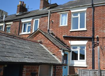 Thumbnail 2 bedroom terraced house for sale in St. Andrews Road, Bridport