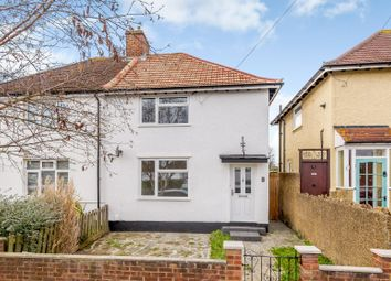 Thumbnail 3 bed semi-detached house for sale in Douglas Road, Norbiton, Kingston Upon Thames