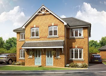 Thumbnail 3 bedroom semi-detached house for sale in Claytongate Drive, Penwortham, Preston, Lancashire