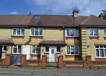 Thumbnail 3 bed terraced house for sale in Fairfield Road, Spinney Hill, Northampton
