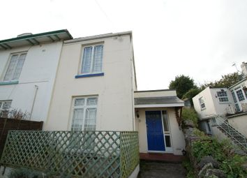 Thumbnail 2 bed semi-detached house for sale in Southfield Road, Paignton