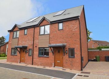Thumbnail 3 bedroom semi-detached house to rent in The Green, Fore Street, Cullompton