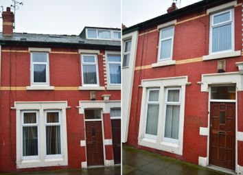 Thumbnail 3 bedroom terraced house for sale in Erdington Road, Blackpool