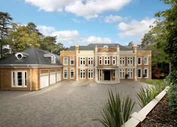Thumbnail 6 bed flat to rent in Camp End Road, St. Georges Hill, Weybridge