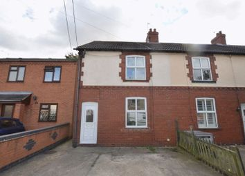 Thumbnail 2 bed end terrace house for sale in Southfield Road, Winterton, Scunthorpe
