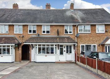 Thumbnail 3 bed terraced house for sale in Pershore Way, Bloxwich, Walsall