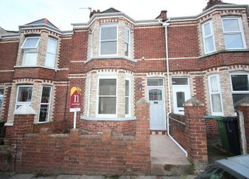 Thumbnail 3 bed terraced house to rent in Monks Road, Mount Pleasant, Exeter