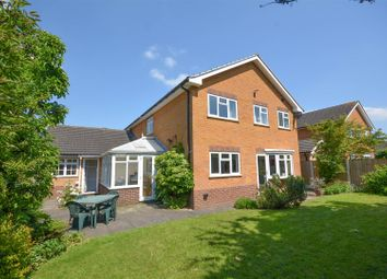 Thumbnail 4 bed detached house for sale in High Meadow, Tollerton, Nottingham