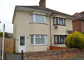 Thumbnail 2 bed semi-detached house for sale in Cattistock Road, Bournemouth