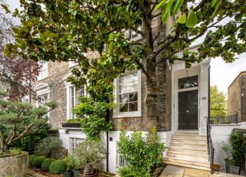 Thumbnail 5 bed semi-detached house for sale in Clifton Hill, St John's Wood, London