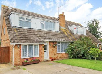 Thumbnail 4 bed semi-detached house for sale in Richmond Drive, Herne Bay