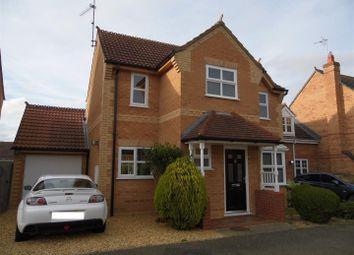 Thumbnail 3 bed detached house for sale in Perkin Field, Terrington St. Clement, King's Lynn