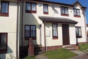 Thumbnail 2 bedroom terraced house to rent in Lopes Drive, Roborough, Plymouth