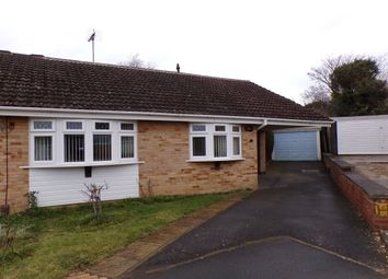 Thumbnail 2 bed bungalow to rent in Avon Close, Oadby