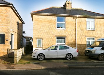 Thumbnail 3 bed semi-detached house for sale in Exeter Road, Kingsteignton, Newton Abbot