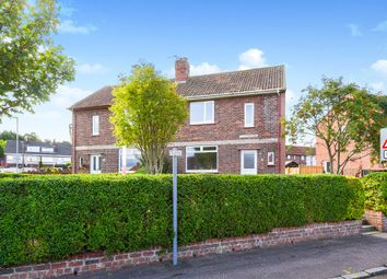 Thumbnail 3 bed semi-detached house for sale in Caledonia Road, Ayr