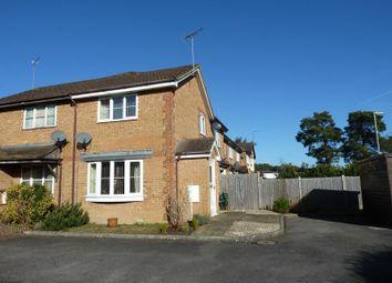 Thumbnail 1 bedroom end terrace house for sale in Mornington Road, Whitehill, Bordon