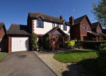 Thumbnail 4 bed detached house for sale in Woburn Close, Banbury