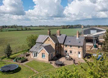Thumbnail 4 bed farm for sale in Bielby, York