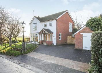 Thumbnail 5 bed detached house for sale in Monks Lane, Hankelow, Crewe, Cheshire