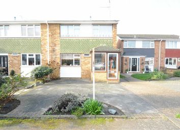 Thumbnail 3 bed semi-detached house to rent in High Ash Close, Linford, Essex