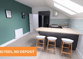 Thumbnail 5 bed flat to rent in Colum Road, Cathays, Cardiff