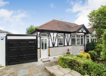 Thumbnail 2 bedroom semi-detached bungalow for sale in Havering Road, Romford