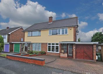 Thumbnail 3 bed semi-detached house for sale in Red Hill, Redditch