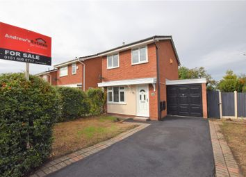 Thumbnail 2 bed link-detached house for sale in Statham Road, Prenton