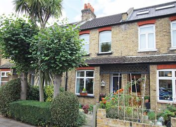 Thumbnail 2 bed terraced house for sale in Campbell Road, Twickenham