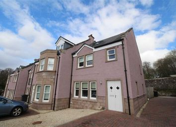 Thumbnail 4 bed terraced house for sale in Langhouse Mews, Inverkip, Renfrewshire