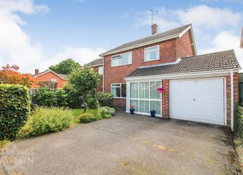 Thumbnail 3 bed detached house for sale in Keith Road, Swanton Morley, Dereham