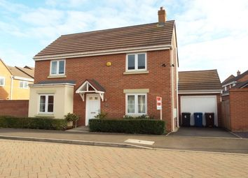 Thumbnail 3 bed detached house to rent in Brindley Road, Hawksyard, Rugeley