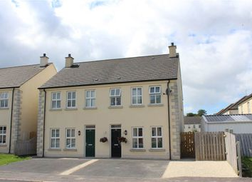 Thumbnail 3 bed semi-detached house for sale in Lodge Meadows, Hilltown, Newry