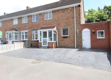 Thumbnail 3 bed terraced house for sale in Bealeys Avenue, Wednesfield, Wolverhampton