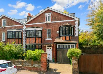 Thumbnail 5 bedroom semi-detached house for sale in Rosemont Road, Richmond