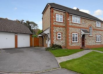 Thumbnail 4 bed detached house to rent in Saturn Croft, Winkfield Row