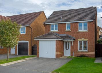 Thumbnail 3 bed detached house for sale in Colliers Way, Ellistown, Coalville