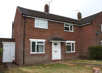 Thumbnail 2 bed semi-detached house to rent in Silchester Road, Reading, Berkshire