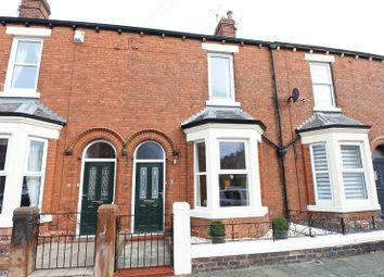 Thumbnail 2 bed terraced house for sale in Tullie Street, Carlisle