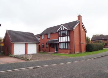 Thumbnail 4 bed detached house for sale in Portree Drive, Holmes Chapel, Crewe, Cheshire