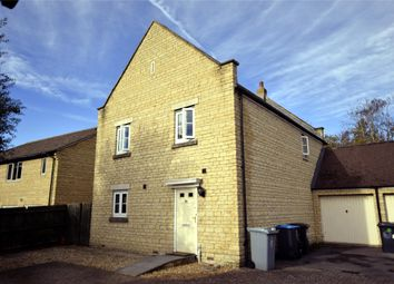 Thumbnail 4 bed detached house to rent in Barrington Close, Witney, Oxfordshire