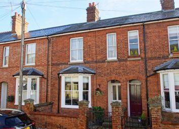 Thumbnail 3 bed terraced house for sale in Mill Road, Bury St. Edmunds