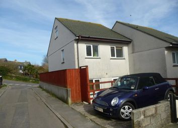Thumbnail 3 bed end terrace house to rent in Trerice Place, St. Ives, Cornwall