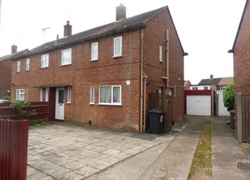 Thumbnail 3 bedroom semi-detached house for sale in Conway Avenue, Walton, Peterborough