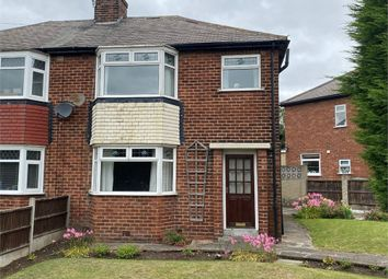 Thumbnail 3 bed semi-detached house for sale in Vessey Road, Worksop, Nottinghamshire