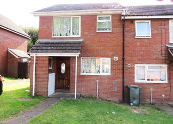 Thumbnail 3 bed end terrace house for sale in Basford Brook Drive, Longford, Coventry