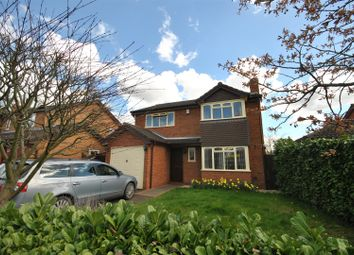 Thumbnail 4 bedroom detached house to rent in Deeming Drive, Quorn, Loughborough
