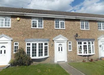 Thumbnail 3 bed terraced house to rent in Hawley Road, Blackwater, Surrey